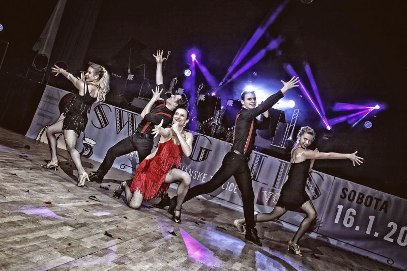 picture Swingový ples Event House Žilina