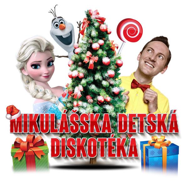 picture MIKULÁŠSKA DETSKÁ DISKOTÉKA