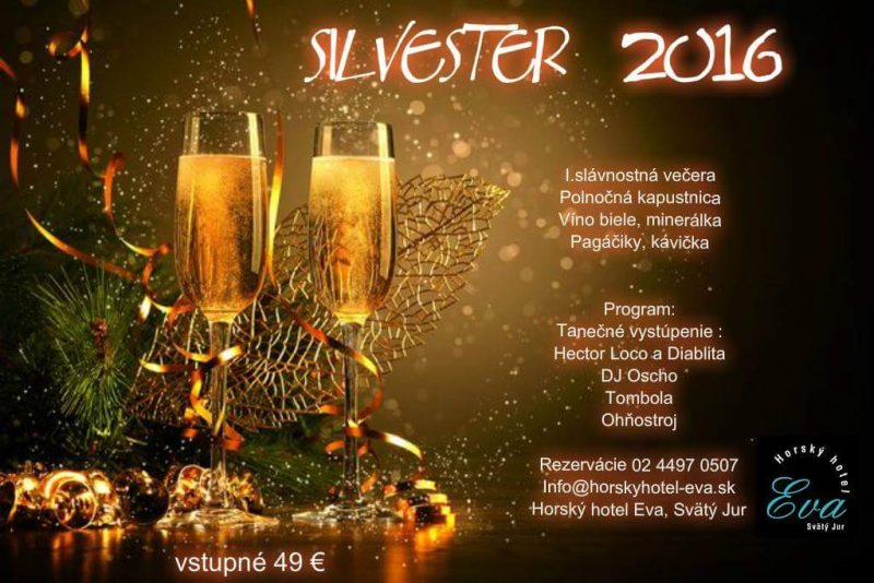 picture Silvester 2016 v Horskom hoteli Eva