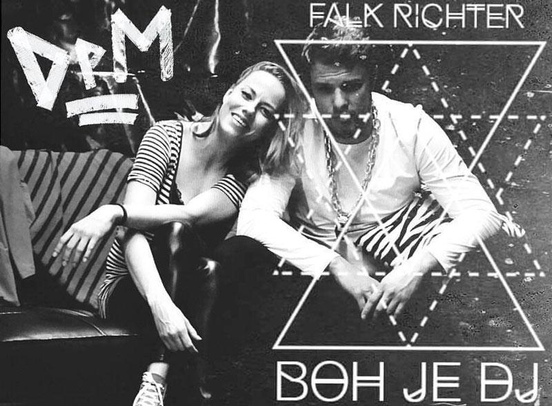 picture Falk Richter_BOH JE DJ