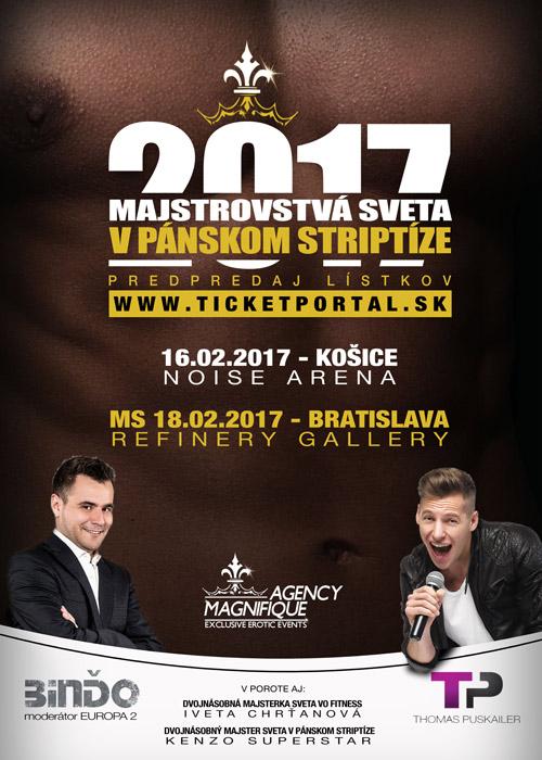 picture MAJSTROVSTVÁ SVETA V PÁNSKOM STRIPTÍZE 2017