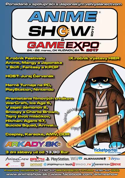 picture AnimeSHOW & GAME EXPO 2017