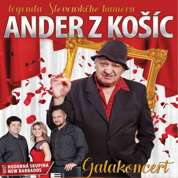picture ANDER Z KOŠÍC – GALAKONCERT