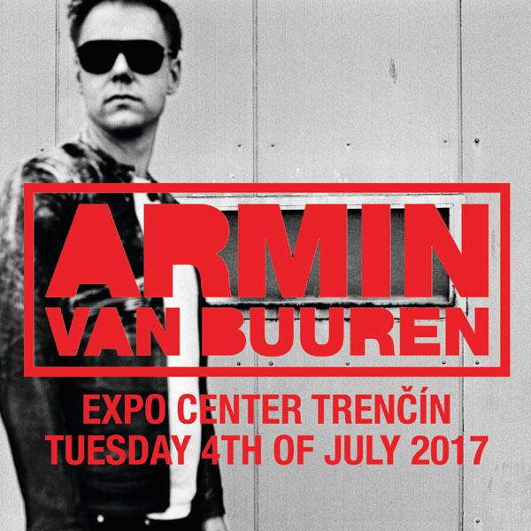 picture Armin Van Buuren in Trenčín, Slovakia