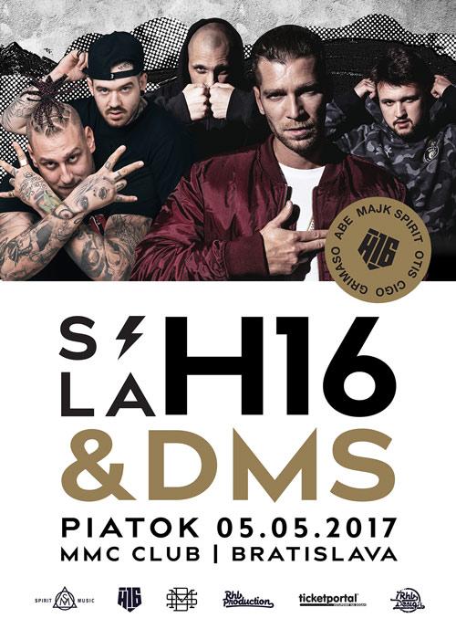 picture H16 SILA SHOW + DMS BRATISLAVA