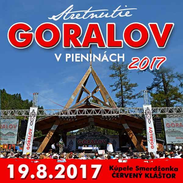 picture STRETNUTIE GORALOV V PIENINÁCH 2017