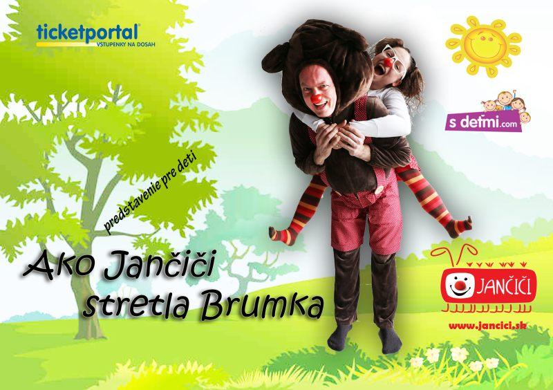 picture JANČIČI - Ako Jančiči stretla Brumka