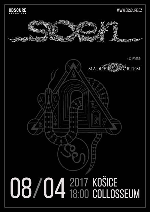 picture Soen (SWE), Madder Mortem (NOR)