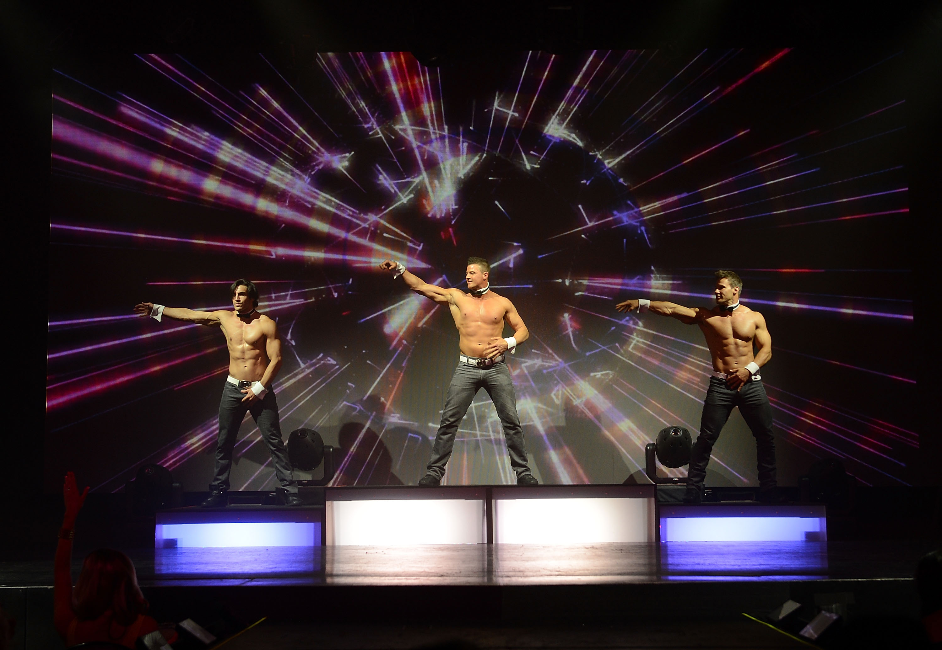 picture CHIPPENDALES best.night.ever 2017 tour