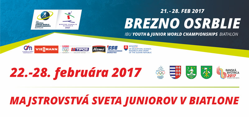 picture IBU YOUTH & JUNIOR WORLD CHAMPIONSHIPS BIATHLON