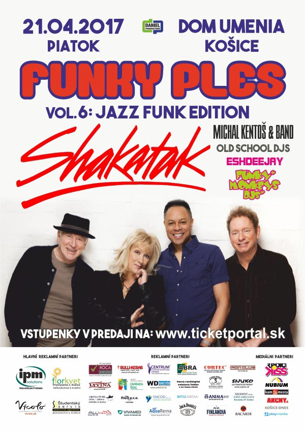 picture FUNKY PLES 2017 with SHAKATAK (UK)