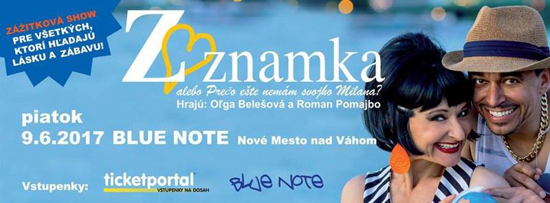 picture Zoznamka show – Roman Pomajbo a Oľga Belešová