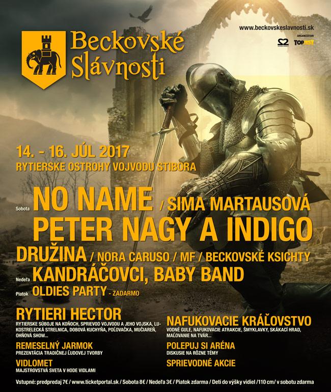 picture Beckovské Slávnosti 2017
