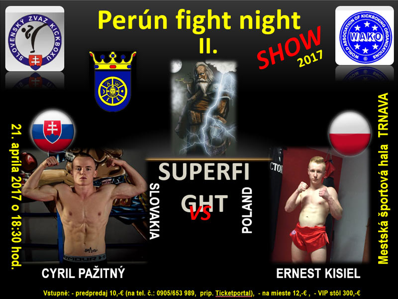 picture PERÚN FIGHT NIGHT II