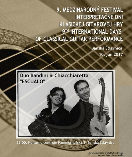 picture 9. Medzinárodný festival - klasickej gitarovej hry