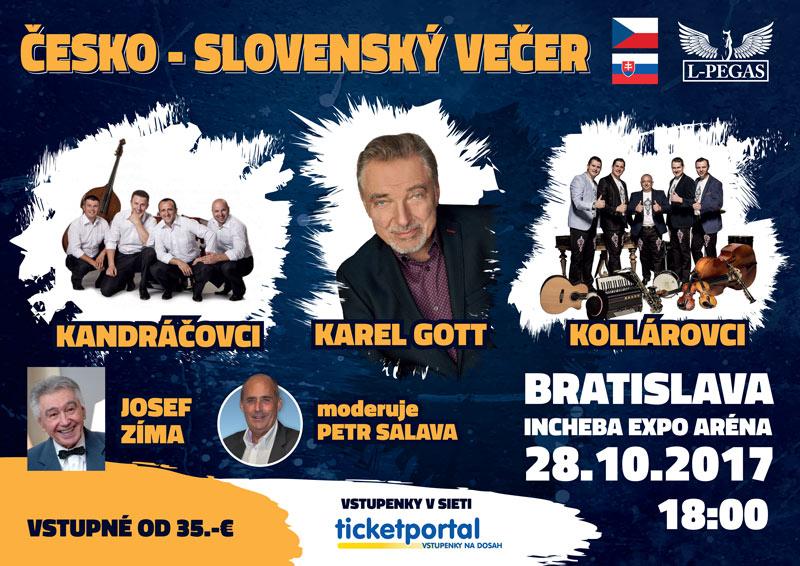 picture Česko-slovenský večer