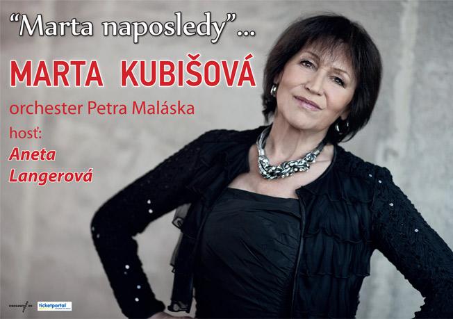 picture Marta KUBIŠOVÁ - Marta ´´NAPOSLEDY´´