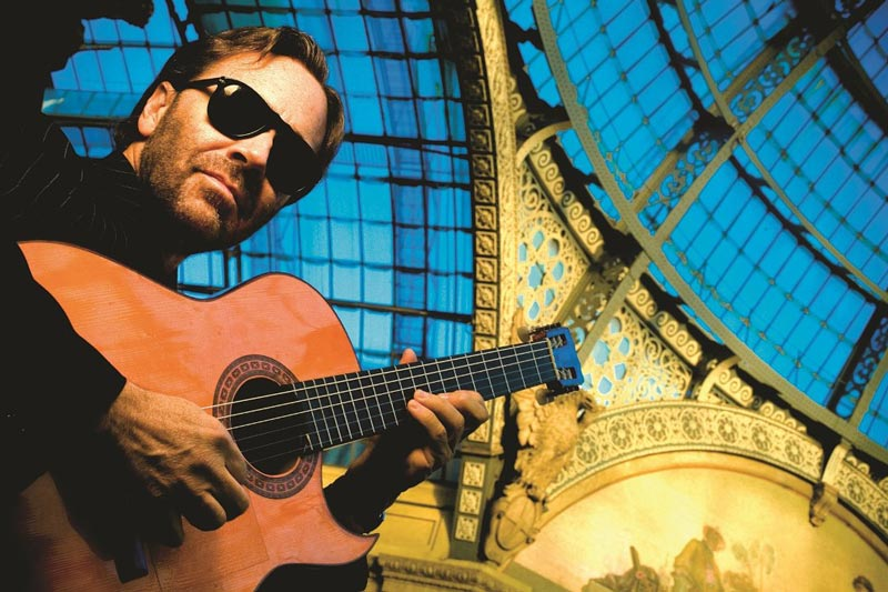 picture AL DI MEOLA - World Sinfonia Tour