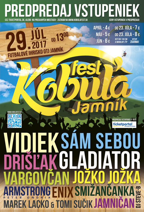 picture KOBUĽA FEST 2017