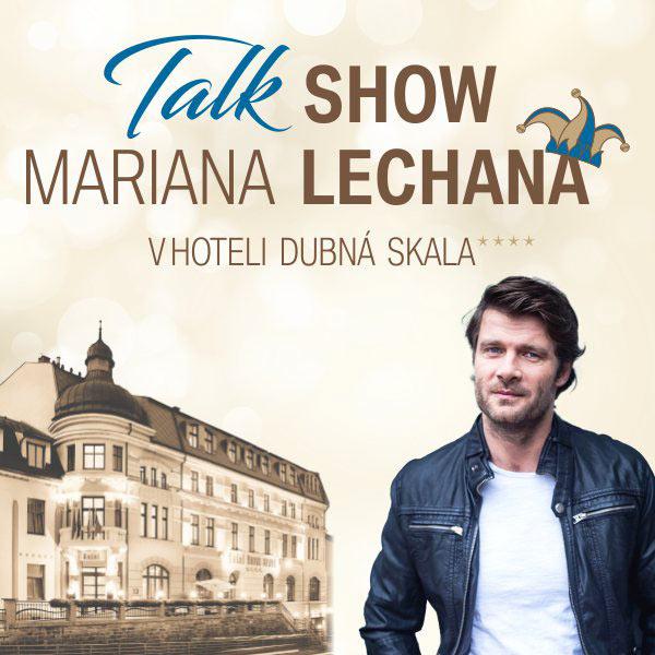 picture Talkshow M. Lechana s MILOM KRÁĽOM