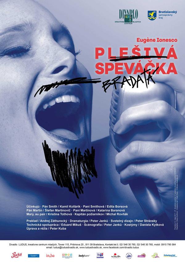 picture Plešivá speváčka
