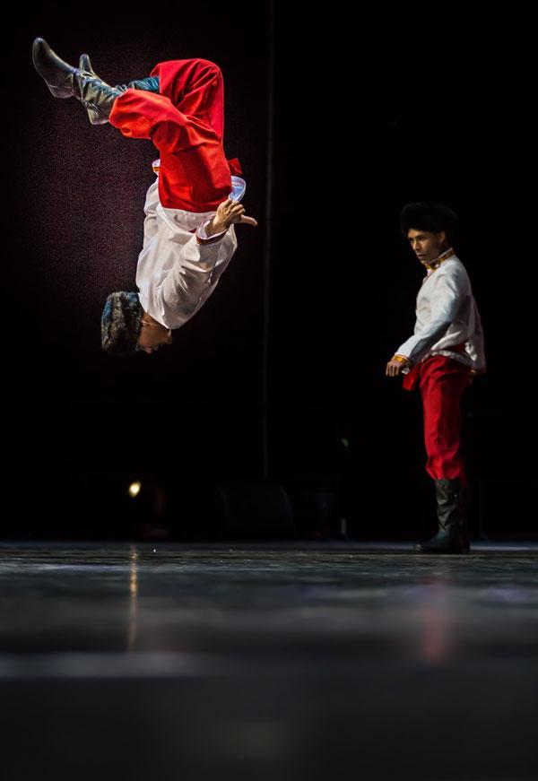 picture Cirque De Monte Carlo & Edvin Marton - Luskáčik