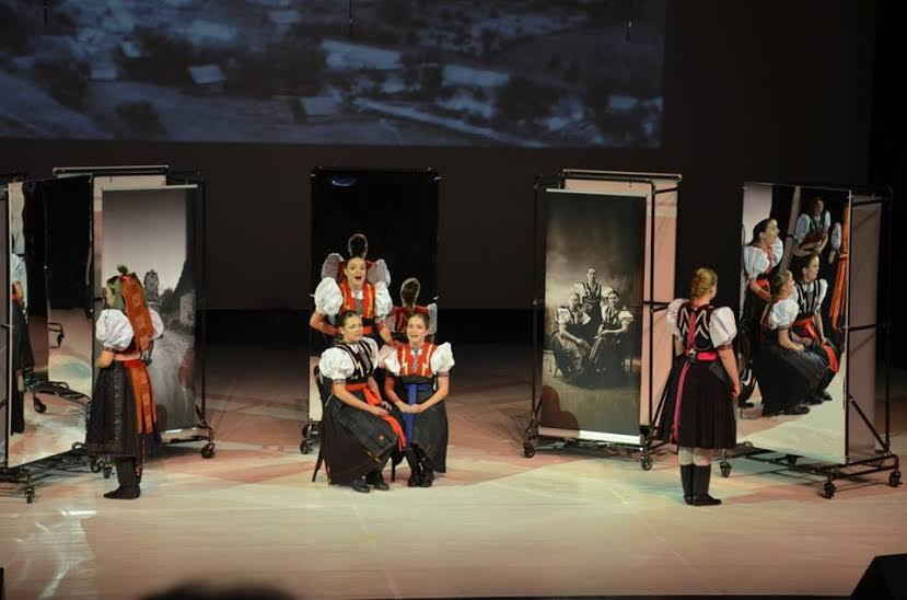 picture Svetlom napísané - premiérový program FS Borievka