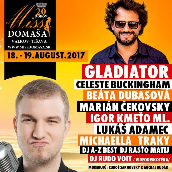 picture Miss Domaša 2017