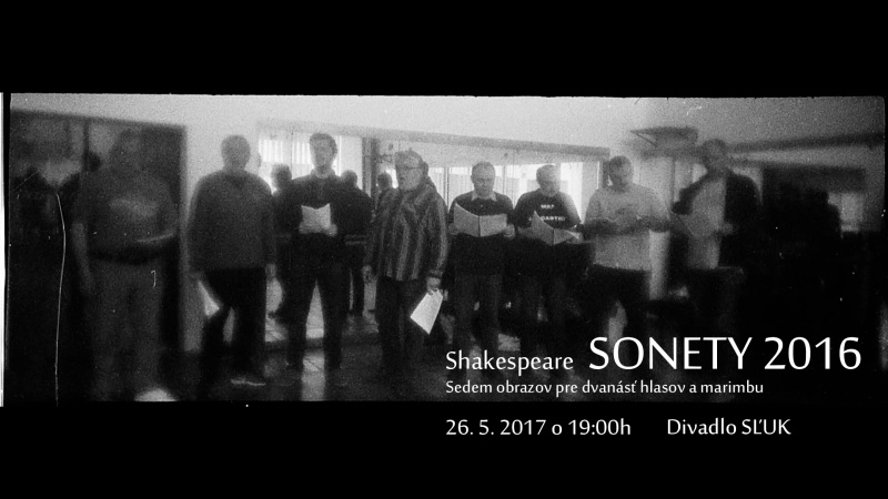picture Shakespeare: Sonety 2016