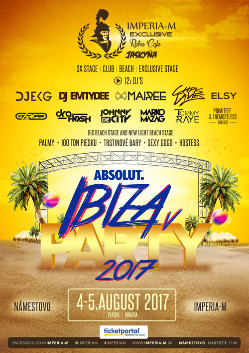 picture ABSOLUT IBIZA PARTY 5