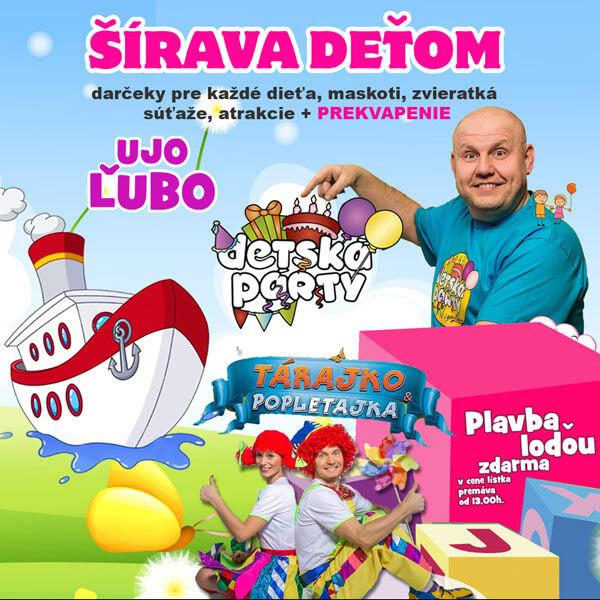 picture Šírava DEŤOM 2017