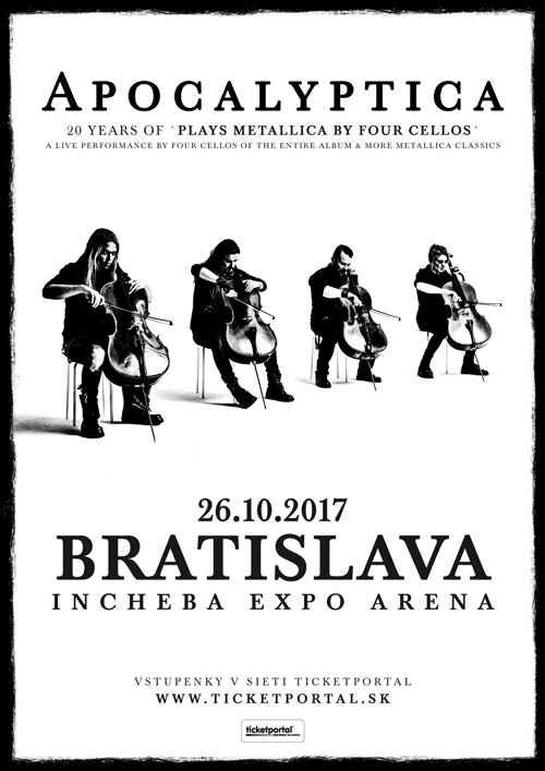 picture Apocalyptica - 20 years of plays Metallica ...