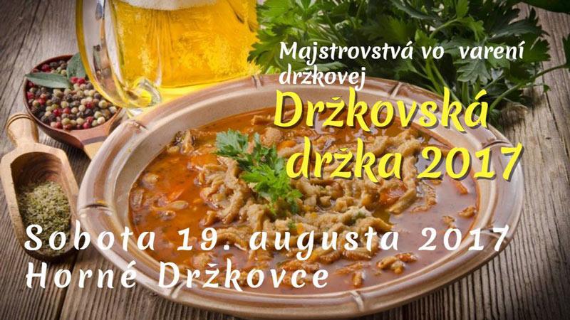 picture Držkovská držka 2017 - Majstrovstvá vo varení ...