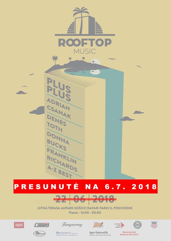 picture Rooftop Music Košice