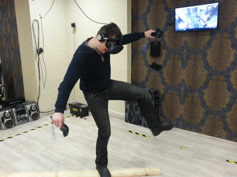picture Virtuálna realita