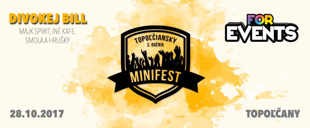 picture Topoľčiansky Minifest 2017
