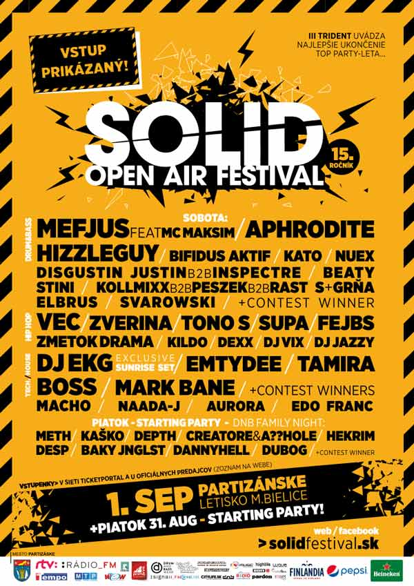 picture SOLID FESTIVAL 2018