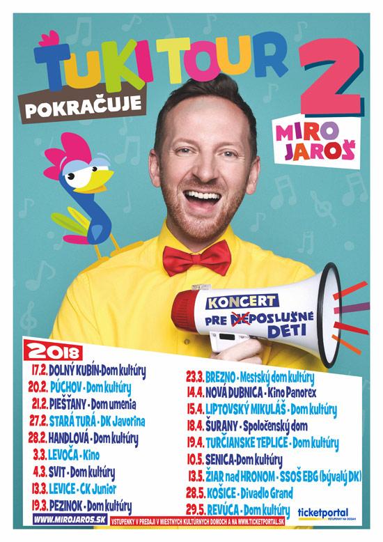 picture MIRO JAROŠ - ŤUKI TOUR 2