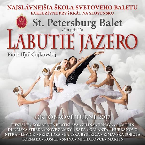 picture St. Petersburg Balet - LABUTIE JAZERO
