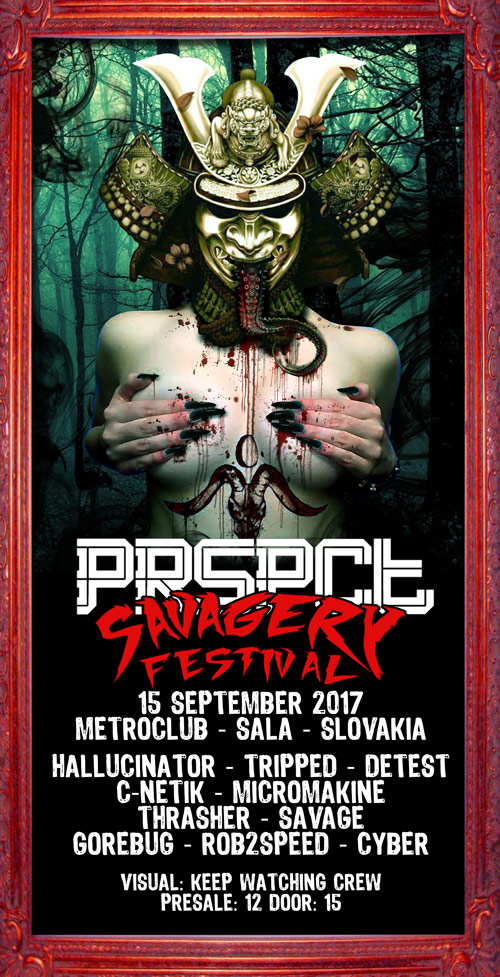 picture PRSPCT SAVAGERY FESTIVAL
