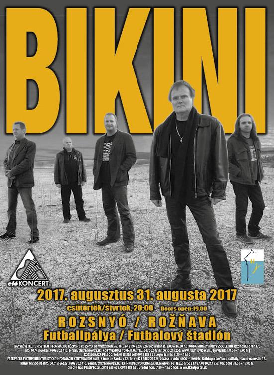 picture Koncert skupiny BIKINI /HU/