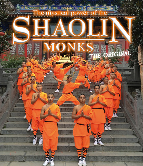 picture SHAOLIN TOUR 2018