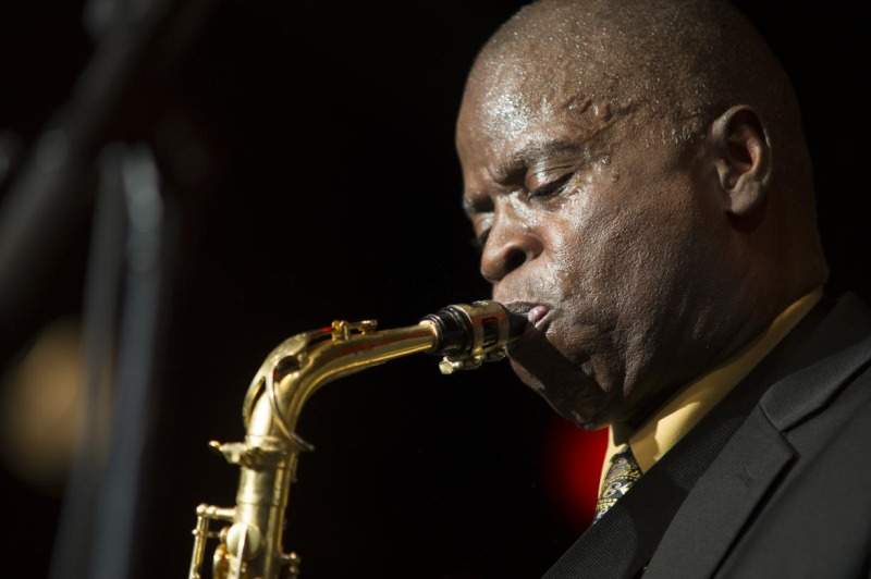picture Maceo Parker 98% Funky Stuff!
