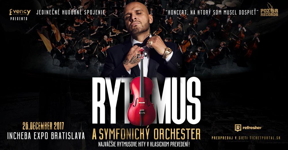 picture Rytmus a Symfonický orchester