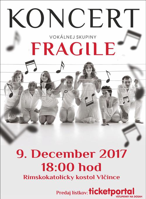 picture Vianočný koncert Fragile
