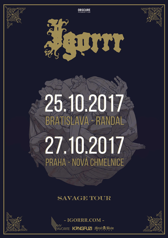 picture IGORRR (FRA) + support