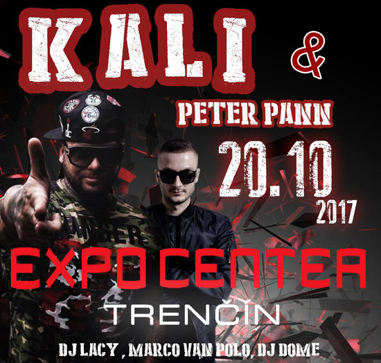 picture KALI & PETER PANN 2017