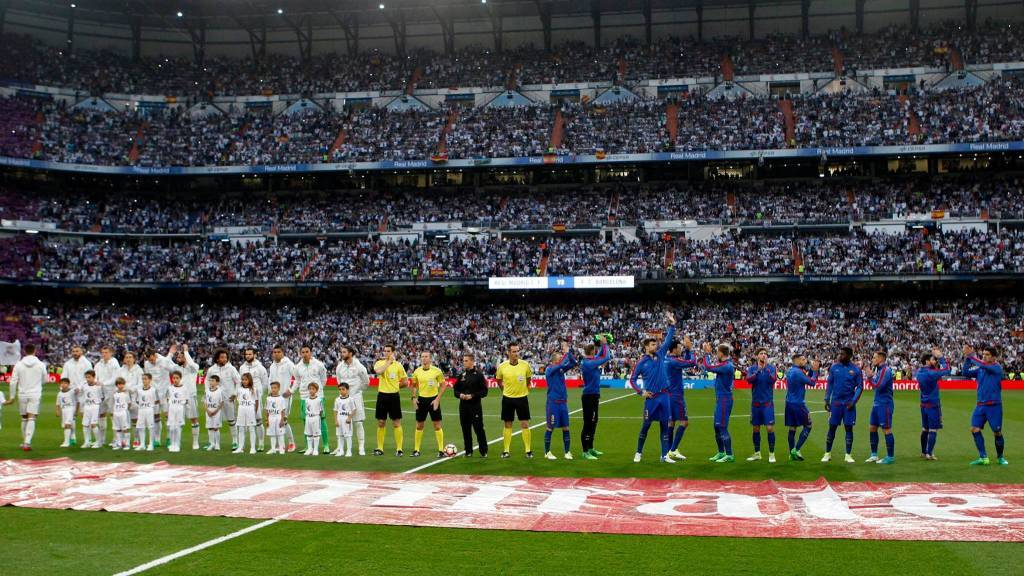 picture REAL MADRID – FC BARCELONA (CHARTER)