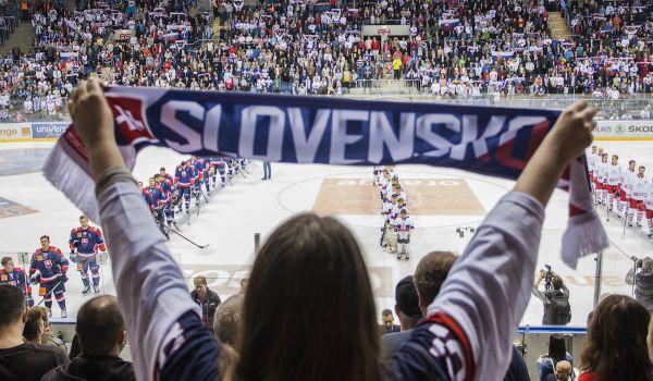 picture MS 2018: SLOVENSKO VS. ČESKO,ŠVAJČIARSKO (CHARTER)