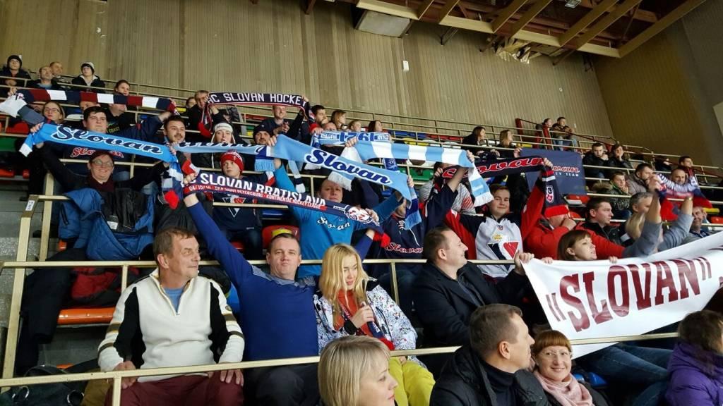 picture Spartak Moskva - HC SLOVAN Bratislava